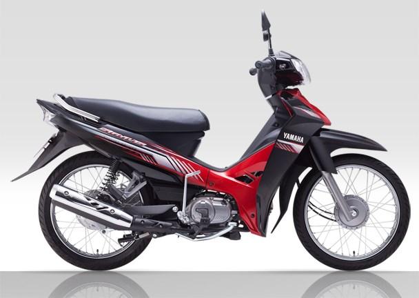 5 xe máy bán chạy nhất Việt Nam tháng 8/2016 - Ảnh 4.