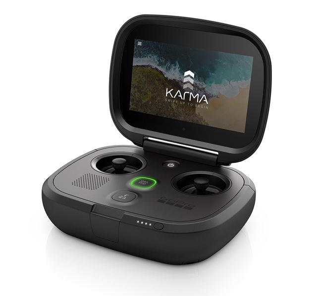 GoPro ra mắt mẫu máy bay chụp hình trên không gọn nhẹ - Ảnh 4.