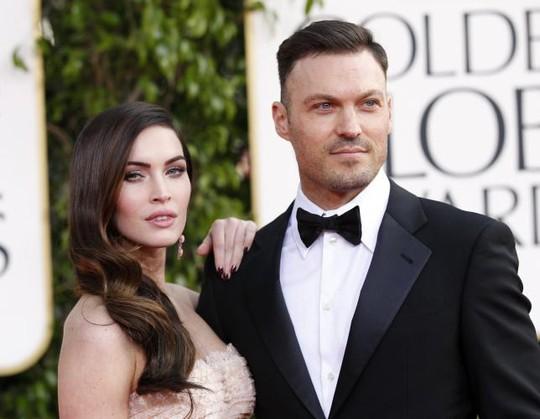 """Những """"cặp đôi vàng"""" Hollywood lần lượt tan vỡ - Ảnh 4."""
