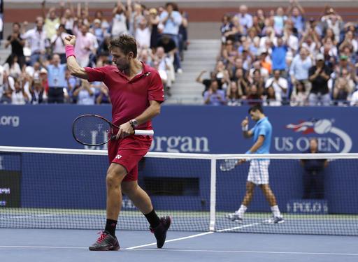 Nhìn lại chiến thắng ngọt ngào của Wawrinka trước Djokovic - Ảnh 4.
