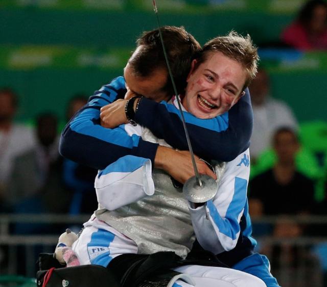 Những khoảnh khắc đắt giá nhất của Paralympic Rio 2016 - Ảnh 4.