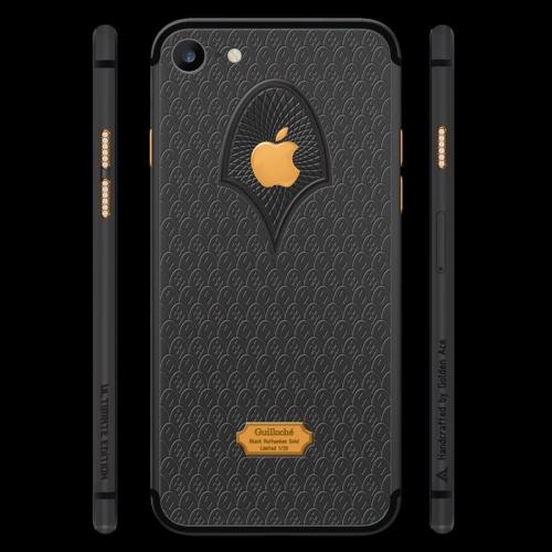 Ngắm nhìn bộ đôi iPhone 7 gây sốt qua họa tiết Guilloché - Ảnh 4.