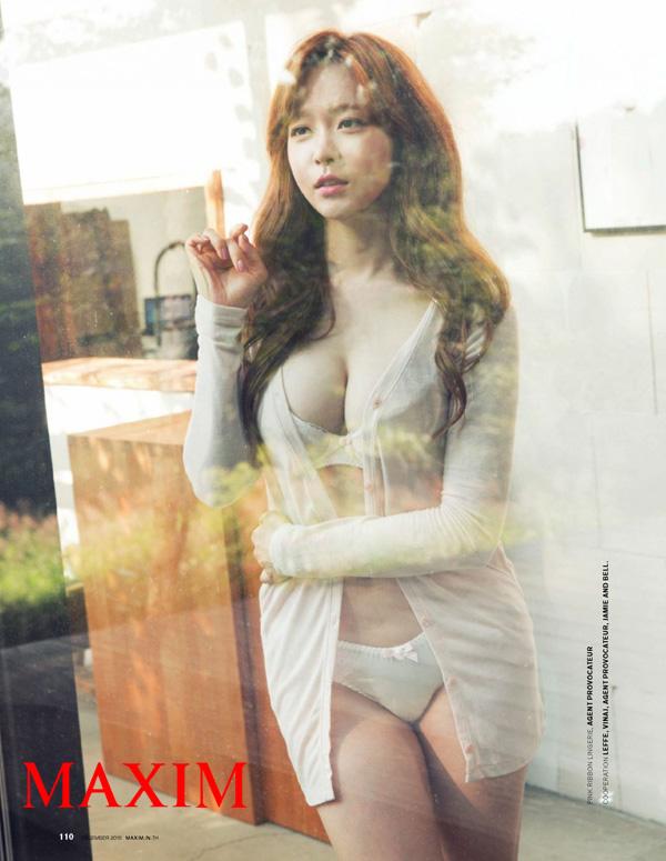 """Ngắm vẻ đẹp của """"nữ thần"""" Hàn Quốc vừa chia tay ngôi sao Tottenham - Ảnh 4."""