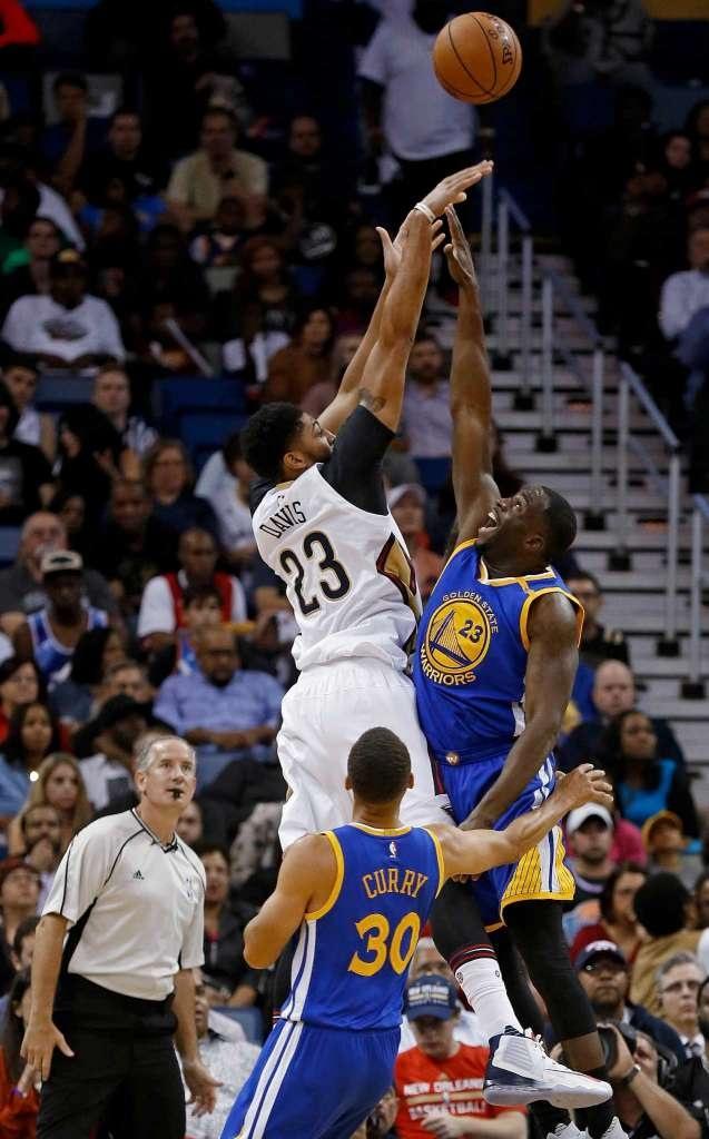 Golden State Warriors nối dài mạch thắng trước New Orleans Pelicans - Ảnh 5.