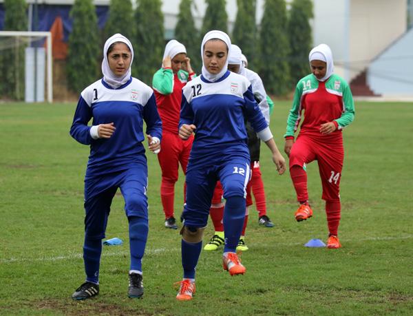 Vòng loại U19 nữ châu Á 2017: Các đội có mặt tại Hà Nội - Ảnh 4.