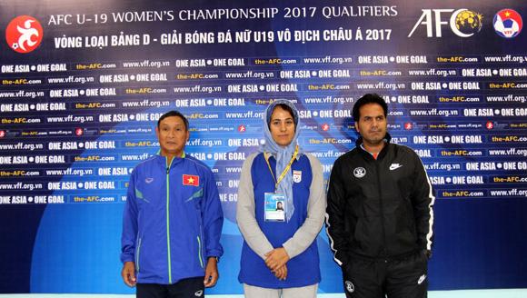 HLV Mai Đức Chung: U19 nữ Việt Nam phấn đấu giành thành tích cao nhất - Ảnh 4.