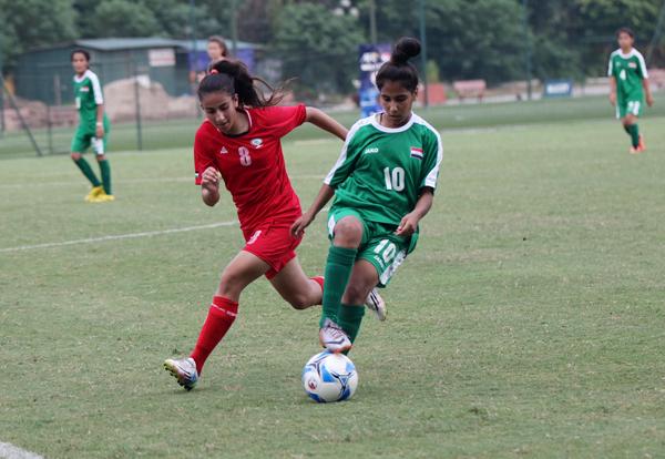 U16 nữ Việt Nam chia tay vòng loại giải châu Á 2017 bằng trận thắng 5-0 - Ảnh 5.