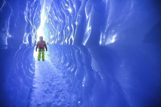 Ngỡ ngàng khách sạn siêu sang ở Nam Cực - Ảnh 5.