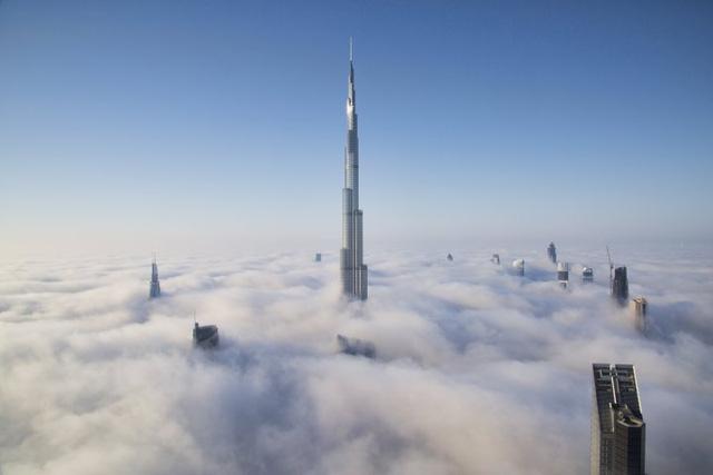 Những sự thật thú vị về tòa nhà cao nhất thế giới - Ảnh 5.