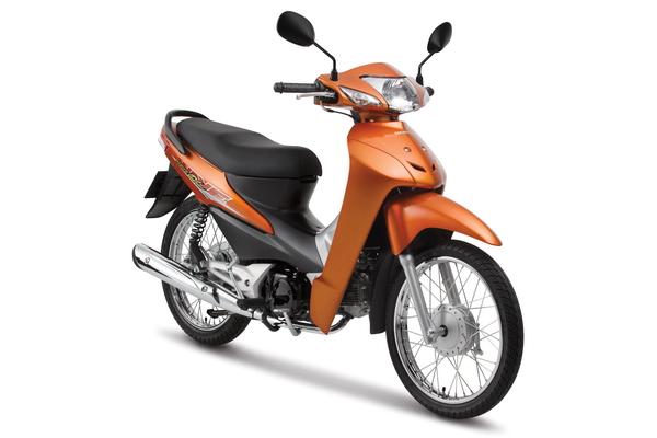 5 xe máy bán chạy nhất Việt Nam tháng 8/2016 - Ảnh 5.