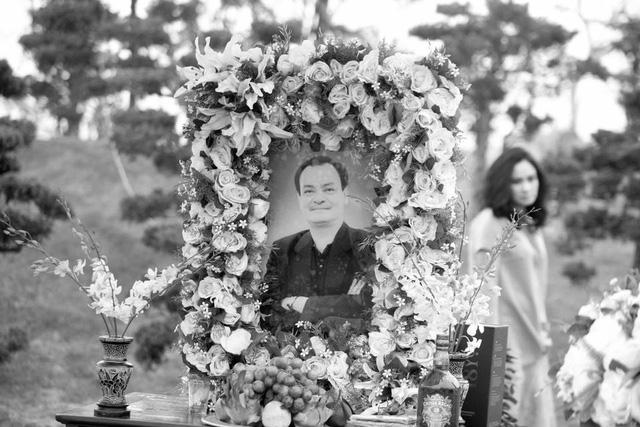 Thanh Lam ngậm ngùi hát bên mộ nhạc sĩ Thanh Tùng, Trần Lập - Ảnh 5.