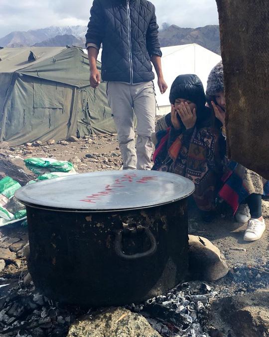 Phương Thanh kể chuyện 13 ngày học tu ở Ấn Độ - Ảnh 5.