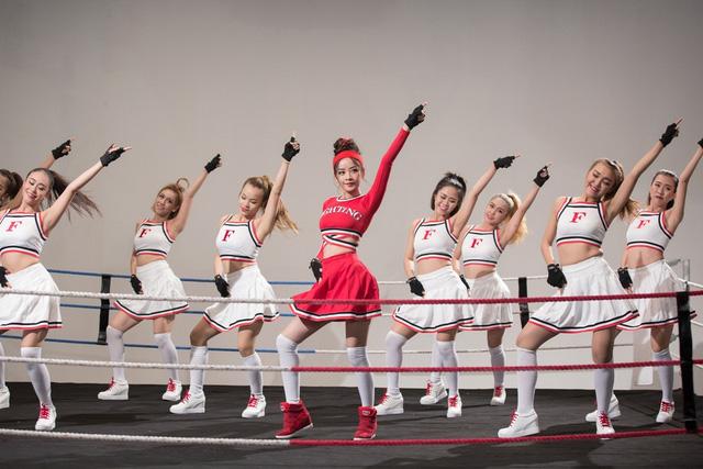 Chi Pu khoe vũ đạo ca khúc từng diễn chung với dàn sao châu Á - Ảnh 5.