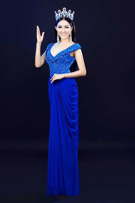 Hoa hậu Huỳnh Thuý Anh tái xuất sau thời gian du học - Ảnh 5.
