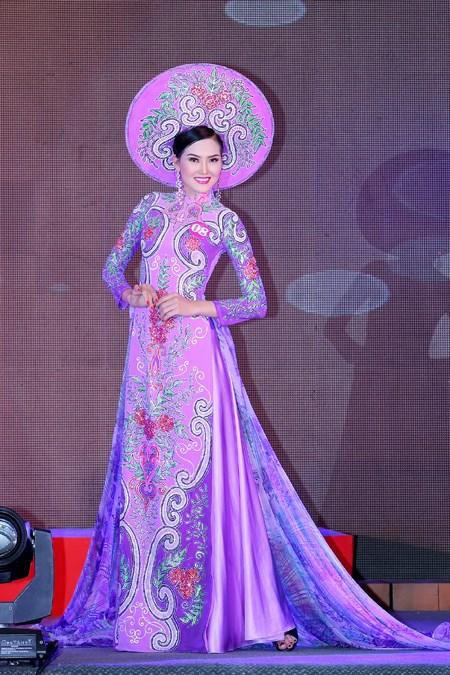 Người đẹp Kim Thoa đăng quang Hoa hậu Doanh nhân thế giới người Việt - Ảnh 5.