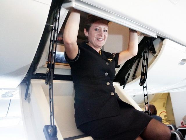 Căn phòng bí mật rất ít người biết trên máy bay - Ảnh 6.