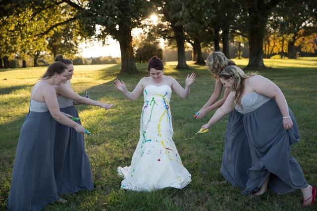 """Bị hủy hôn, cô dâu biến tiệc cưới """"hụt"""" thành ngày vui đáng nhớ - Ảnh 6."""