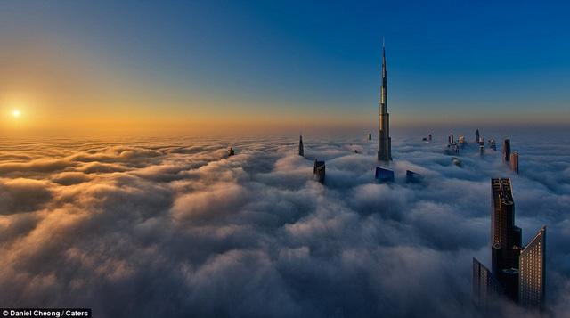Những sự thật thú vị về tòa nhà cao nhất thế giới - Ảnh 6.