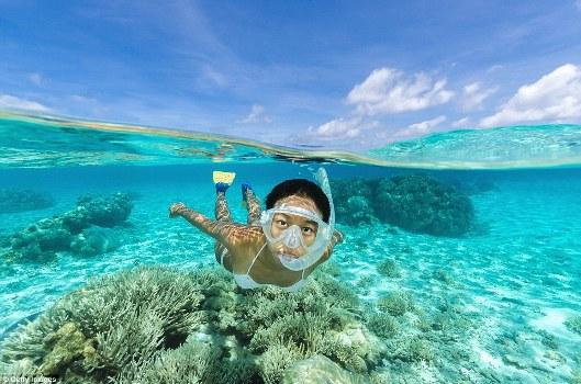 Khám phá những vịnh biển nước trong vắt như pha lê - Ảnh 6.