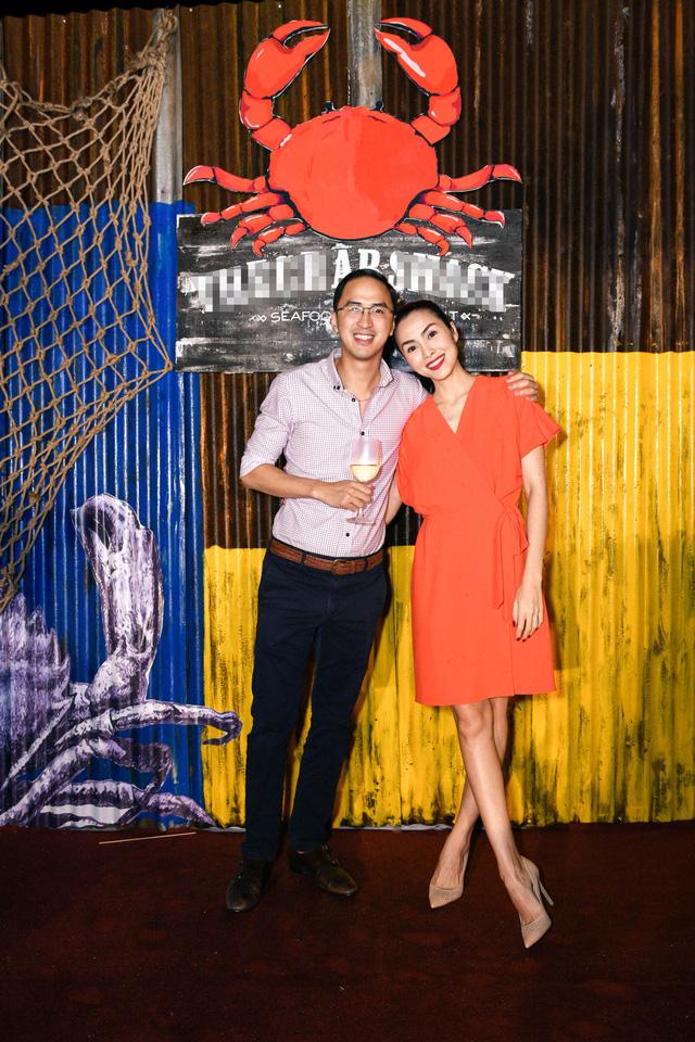 """Dàn sao Việt """"lội nước"""" đến chúc mừng vợ chồng Tăng Thanh Hà - Ảnh 6."""