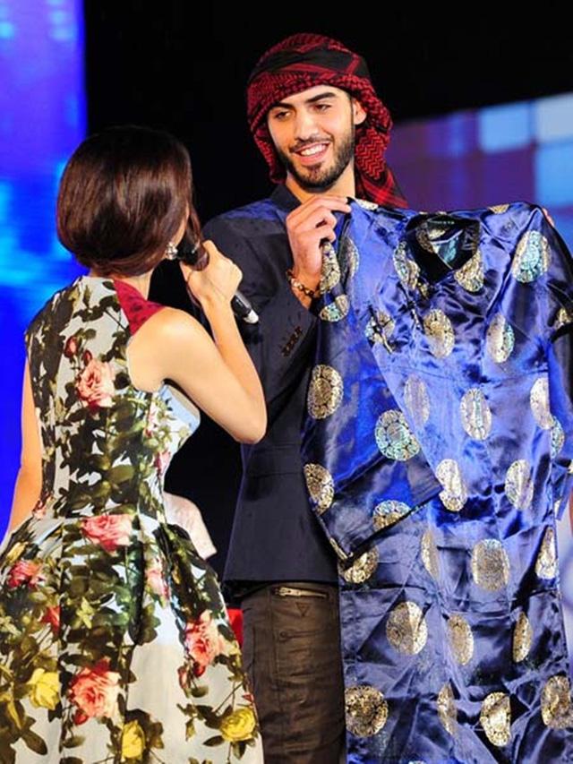 Khi sao quốc tế thể hiện tình yêu với tà áo dài Việt - Ảnh 6.