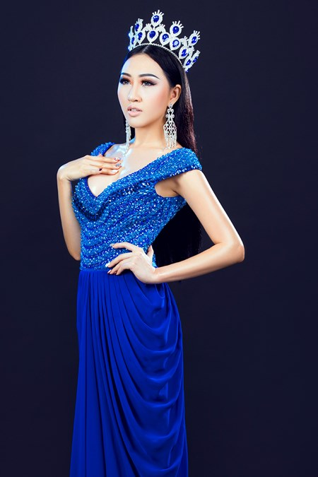 Hoa hậu Huỳnh Thuý Anh tái xuất sau thời gian du học - Ảnh 6.