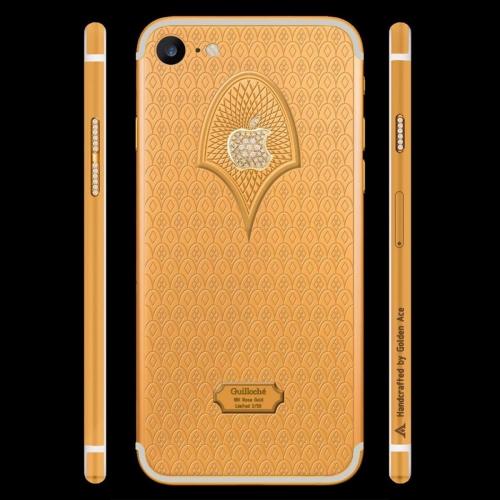Ngắm nhìn bộ đôi iPhone 7 gây sốt qua họa tiết Guilloché - Ảnh 2.