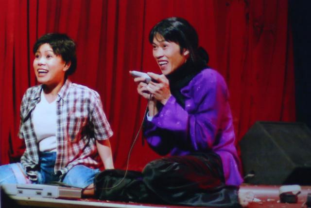 """Ngắm loạt ảnh """"một thời tuổi trẻ"""" của Việt Hương - Ảnh 7."""