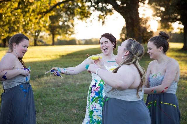 """Bị hủy hôn, cô dâu biến tiệc cưới """"hụt"""" thành ngày vui đáng nhớ - Ảnh 7."""