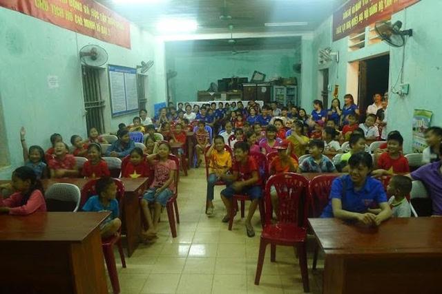 Mùa Hè xanh giàu ý nghĩa của SV tình nguyện ĐH Nông Lâm Thái Nguyên - Ảnh 7.