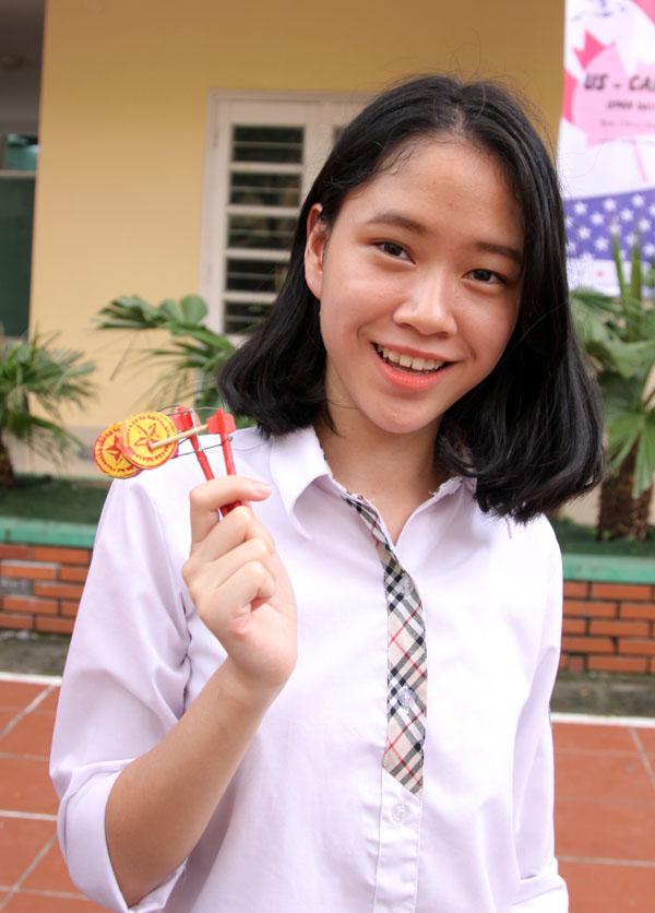 Ngày hội trung thu đậm chất truyền thống của học sinh Lomonoxop - Ảnh 7.