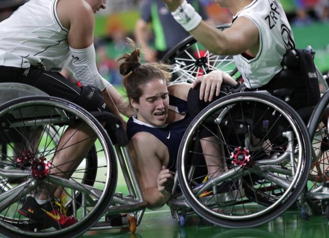 Những khoảnh khắc đắt giá nhất của Paralympic Rio 2016 - Ảnh 7.
