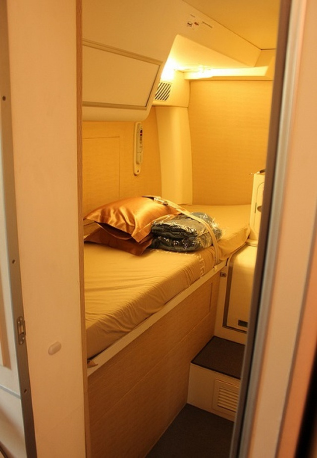 Căn phòng bí mật rất ít người biết trên máy bay - Ảnh 8.