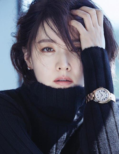 Lee Young Ae - Xứng danh mỹ nhân không tuổi! - Ảnh 8.