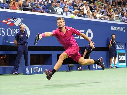 Nhìn lại chiến thắng ngọt ngào của Wawrinka trước Djokovic - Ảnh 8.