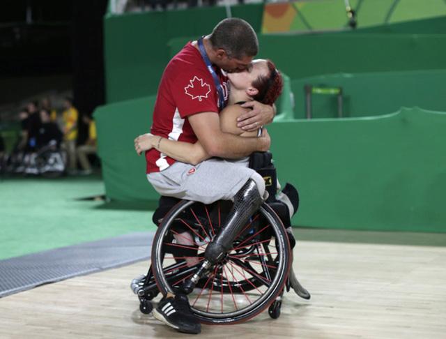 Những khoảnh khắc đắt giá nhất của Paralympic Rio 2016 - Ảnh 8.
