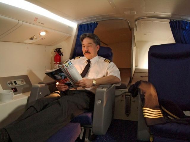 Căn phòng bí mật rất ít người biết trên máy bay - Ảnh 9.
