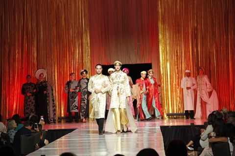 NTK Võ Việt Chung đoạt giải Nhà thiết kế xuất sắc của năm - Ảnh 9.