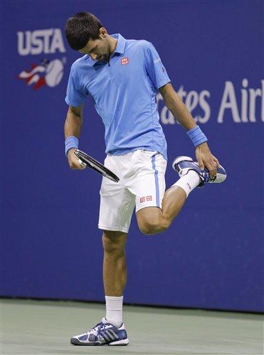 Nhìn lại chiến thắng ngọt ngào của Wawrinka trước Djokovic - Ảnh 9.