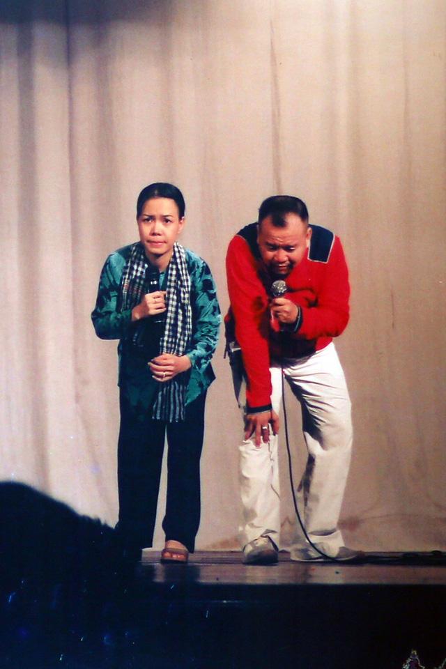 """Ngắm loạt ảnh """"một thời tuổi trẻ"""" của Việt Hương - Ảnh 10."""