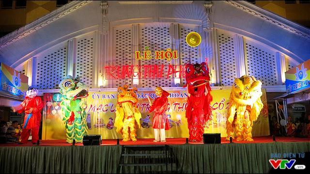 Tưng bừng khai mạc lễ hội Trung thu trên phố cổ Hà Nội - Ảnh 5.