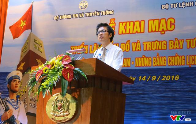 """""""Hoàng Sa, Trường Sa của Việt Nam - Những bằng chứng lịch sử và pháp lý"""" - Ảnh 1."""