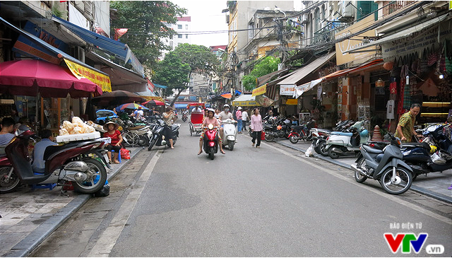 Không gian 9 tuyến phố đi bộ mới tại Hà Nội - Ảnh 2.