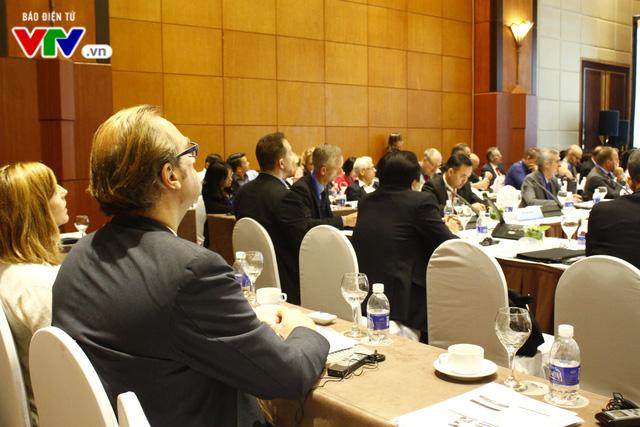 80 trường Đại học trong nước và quốc tế chia sẻ kinh nghiệm hội nhập - Ảnh 1.