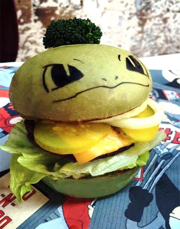 Bánh mỳ kẹp Pokemon Go gây sốt tại Australia - Ảnh 2.