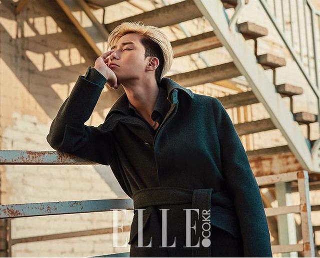 Mỹ nam Park Seo Joon cực chất với mái tóc vàng lãng tử - Ảnh 8.