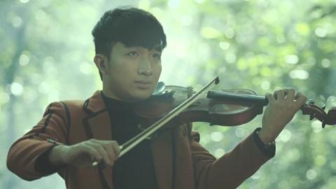 Nghệ sĩ violin Hoàng Rob: Sẵn sàng đi cả khi… đang ngủ! - Ảnh 2.