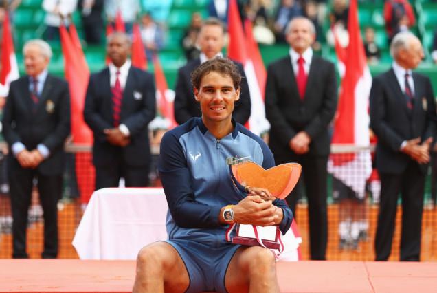 Nhìn lại mùa giải: 2016 - 1 năm không thành công của Nadal - Ảnh 1.