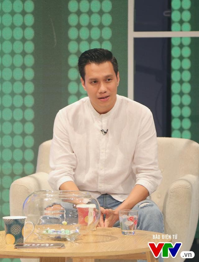 Diễn viên Việt Anh: Nghệ sĩ nào cũng có lúc va vấp trong showbiz - Ảnh 2.
