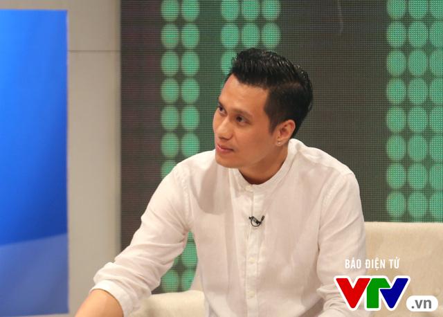Diễn viên Việt Anh: Nghệ sĩ nào cũng có lúc va vấp trong showbiz - Ảnh 4.